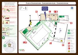 Fire Evacuation Floor Plan Evacuatio Evacuation Plan