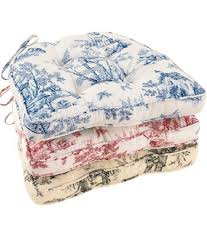 French Country Chair Cushions - 854 best it u0027s all about toile images on pinterest toile canvas