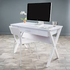 Lowes Computer Desk Shop Best Selling Home Decor Kappa Transitional White Computer