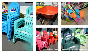 Colored Adirondack Chairs Home Place Cash Mob Ct At Country Paint And Hardware In North