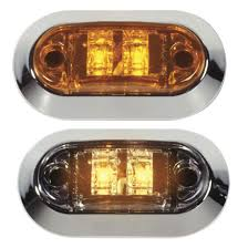 grote industries led mini sidemarker clearance lights led