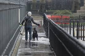 thames barrier ks2 parts of london under water after the river thames bursts its banks