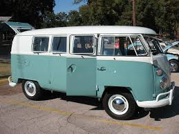 volkswagen bus front mint green and white two tone 1963 vw bus in fort worth tx