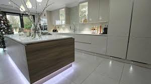 cleaning high gloss kitchen cabinets cream slab high gloss kitchens b q kitchen doors white grey cupboard