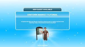 simtown market tutorial u2013 sims fanatic freeplay