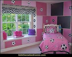 Decorating Ideas For Girls Bedrooms Decorating Theme Bedrooms Maries Manor Girls Sports Themed