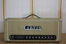 how to hook up head and cabinet carvin x100b series iv matching tube amp head half reverb