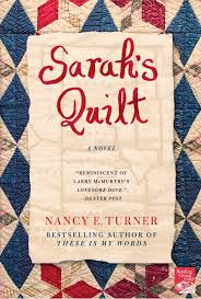sarah u0027s quilt a novel of sarah agnes prine and the arizona