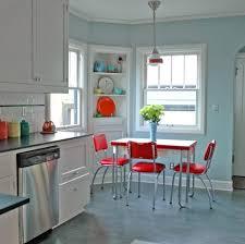 Cream Kitchen Cabinets With Blue Walls Beachnut Lane Turquoise And Aqua Kitchens
