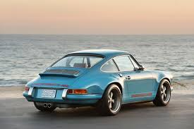 porsche 911 best color who makes the best re imagined porsche 911 can buy today
