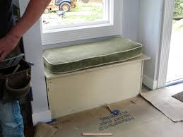 Diy Bench Seat How To Build A Window Bench Seat How Tos Diy