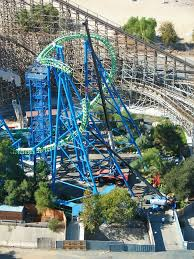 The Goliath Six Flags Goliath Six Flags Magic Mountain Review Images