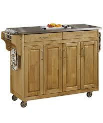 6 portable kitchen islands real simple