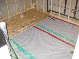 diy basement subfloor options ideas basement and tile ideas