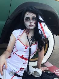 Halloween Costume Ideas 20 Zombie Nurse Costume Ideas Zombie Nurse