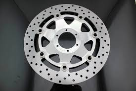 amazon com front brake discs rotors for honda goldwing 1800