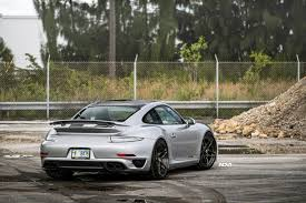 porsche 911 turbo silver silver porsche 911 turbo s adv05s m v2 cs centerlock wheels