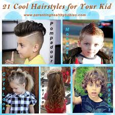 comfortable hairstyles for giving birth 21 cool hairstyles for kids