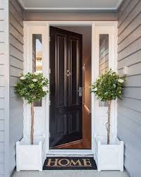 home front door welcome home to this classic hamptons style front entrance design