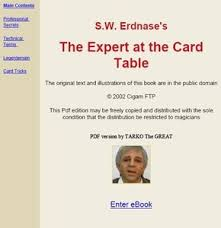 expert at the card table pdf книга expert at the card table скачать на