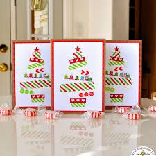 Washi Tape Designs by Doodlebug Design Inc Blog Quick U0026 Easy Washi Tape Christmas Tree