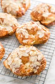 almond croissants recipe french bakery style