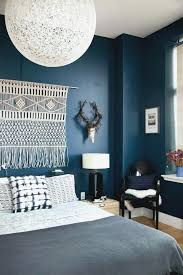 chambre peinture bleu couleur pour chambre adulte idee peinture chambre adulte murs en