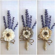 how to make corsages and boutonnieres burlap flower boutonniere bazaraurorita
