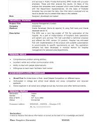 Job Resume Format 2015 by Rd Chemist Resume Free Resume Example And Writing Download
