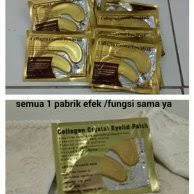 Jual Masker Mata Collagen Di Surabaya harga masker mata collagen gold jual masker mata collagen gold murah
