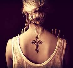 25 beautiful cross tattoos for women ideas on pinterest pretty
