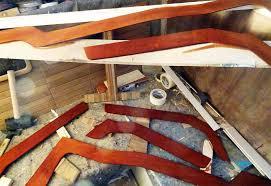 testing wood stains u2013 teak and mahogany