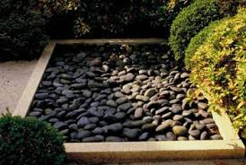 Pebbles And Rocks Garden How To Cover A Grass Yard With Rock Home Guides Sf Gate