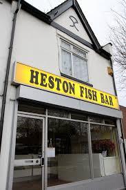 Fishbar Heston Fish Bar Image Gallery And Photos Tw5 0lj London View