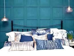 d馗o chambre bleu canard deco chambre bleu canard et blanc a1001 idaces pour une pactrole