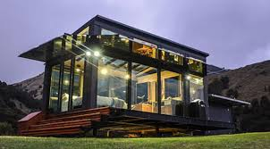 glass roof house tiny house of glass would you live in a glass house like this