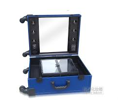 Vanity Case Beauty Studio Aliexpress Com Buy Professional Makeup Trolley With Lights