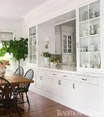 Kitchen Living Space Ideas Half Wall Cut Out Between Kitchen And Living Room Need Some Ideas