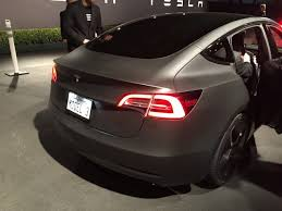after model 3 what will tesla u0027s 4th electric car line be
