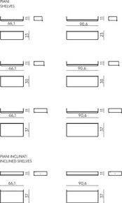 606 Universal Shelving System by Libreria A Parete O Autoportante In Alluminio Estruso 606