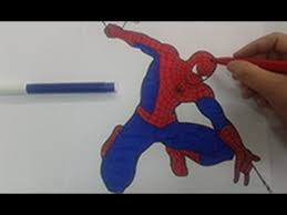 spiderman coloring pages superhero coloring pages coloring