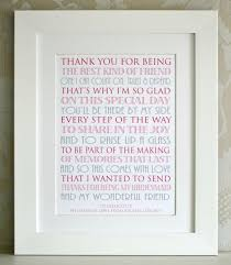 bridesmaid poems to ask thank you for asking me to be your bridesmaid poems midway media