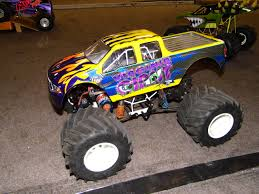 remote control bigfoot monster truck rc monster truck racing alive and well rc truck stop