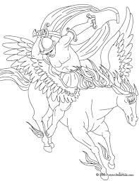 coloring pages these are nicely done greek mythology