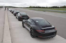 porsche sports car 2017 porsche sport driving comes to canada trackworthy