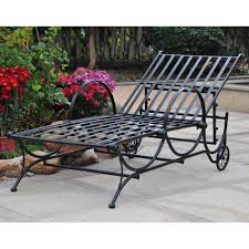 Patio Lounge Furniture by Amazon Com International Caravan Mandalay Iron Patio Multi