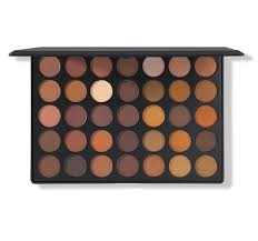 set of gold 35r ready set gold eyeshadow palette morphe us