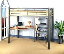 twin bed desk combo twin bed with desk underneath loft twin bed over desk loft