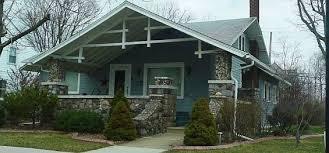 historic house blog historic style spotlight the craftsman bungalow