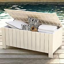 Outdoor Storage Bench Waterproof Best 25 Outdoor Storage Benches Ideas On Pinterest Garden